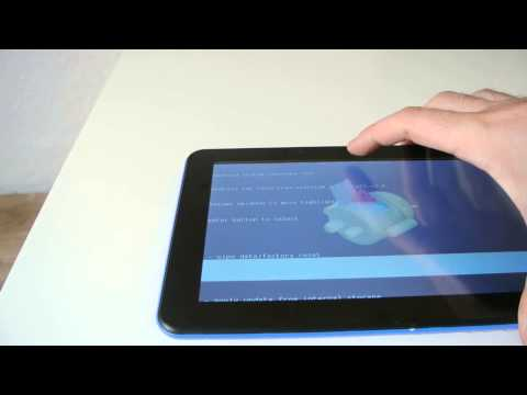 Tablet PC Startet nicht mehr oder startet mit Fehlern.
