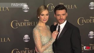 LILY JAMES Cinderella Style By Fashion Channel