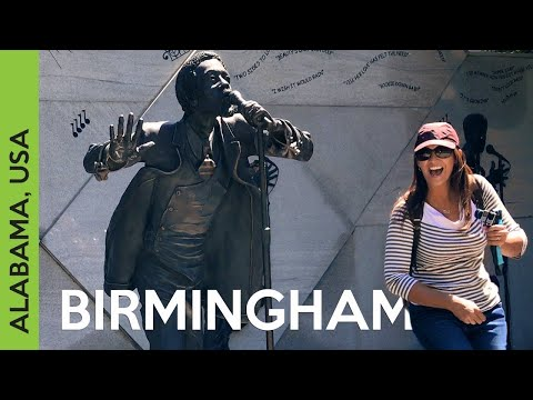 Things to do in BIRMINGHAM, ALABAMA | Vlog 3