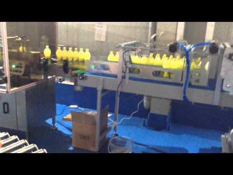 Limonata Meyve Suyu ve Şalgam Dolum Makinası