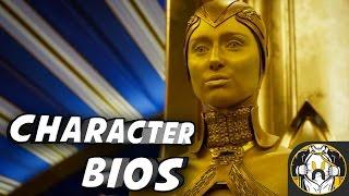 Character Bios: Ayesha   Guardians of the Galaxy Vol. 2