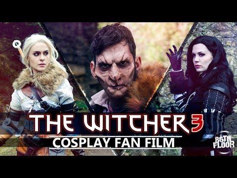 Witcher 3: Sorrow's Keep - Fanfilm