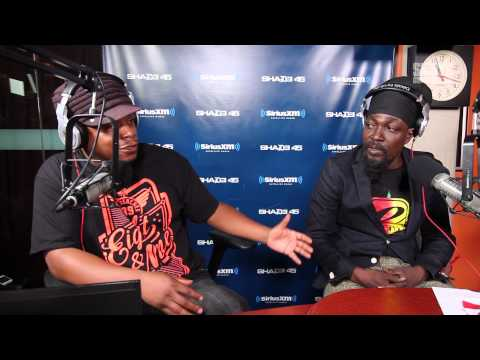 Junior Reid Explains Being a Rasta and Sway Speaks on Cutting Locks on Sway in the Morning