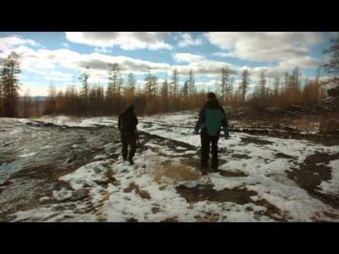 Viaje Yakutsk - Oymyakon - Magadan (Road of Bones) septiembre 2013 (видео)