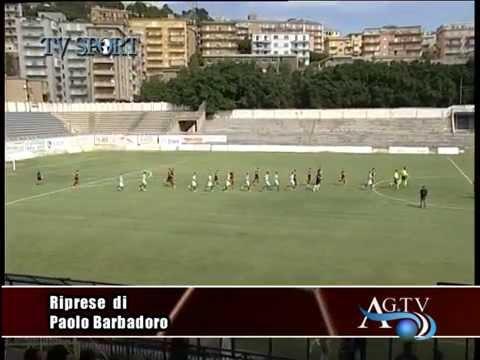 10-09-2014 Speciale Tv sport Coppa Italia Akragas Leonfortese