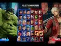 Marvel Vs Capcom Infinite Roster Y Modos De Juego