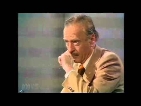 Talk Show - Marshall McLuhan (1977)