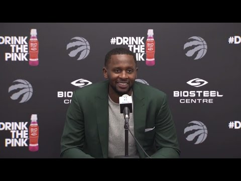 Video: Miles on Raptors: I've seen this team become special over the years