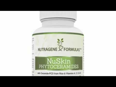 Facelift in the bottle with phytoceramides