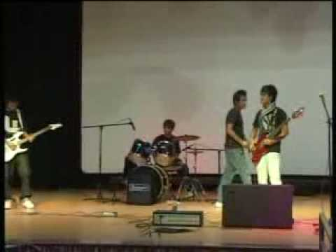 Rock Show on New Year at Jain International Residential School