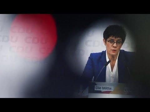 Γερμανία: Aλλαγή ηγεσία στους Χριστιανοδημοκράτες