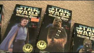 """Star Wars Collector Series 12"""" Figures Wave 2 Review"""