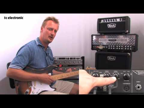 Using TC Electronic effects processors in guitar amplifier loops - part 2