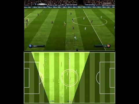 Camera reprojection in e-Sports