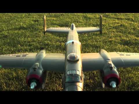 FMS B25 Mitchell Bomber