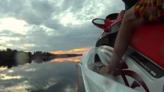 10. Seadoo Wake 215hp HD, 71mph
