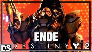 Destiny 2 Gameplay German #11 - Das Ende/Ending - Let's Play Destiny 2 Deutsch PS4