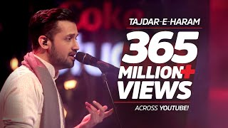 Video Atif Aslam, Tajdar-e-Haram, Coke Studio Season 8, Episode 1 MP3, 3GP, MP4, WEBM, AVI, FLV September 2019