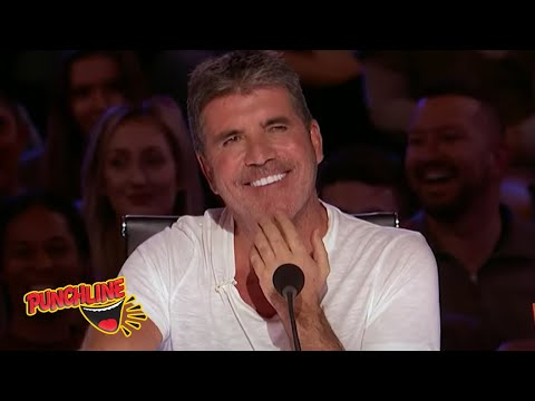 COMEDIAN WANTS SIMON COWELL TO MAKE HER DREAMS COME TRUE!