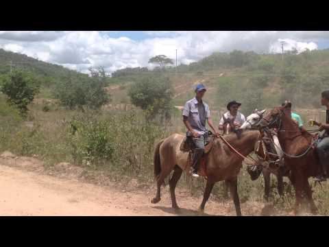 2º Passeio à Cavalo - 03 De Mundo Novo ao Santo Antônio