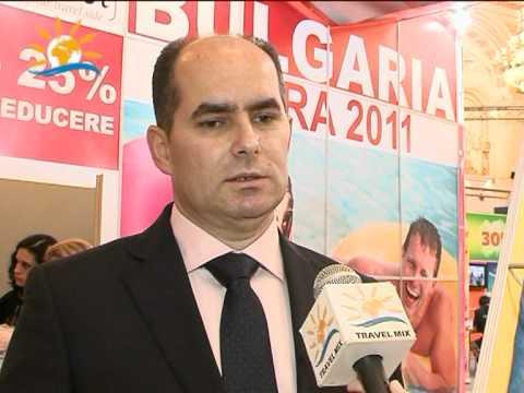 Interviu Lucian Badircea – Iri Travel, Târg Holiday Market, 17-21 martie, Bucureşti – VIDEO
