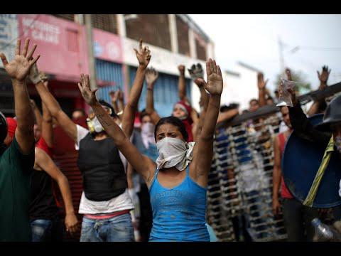 Venezuela: Eskalation an der Grenze - Maduro bricht B ...