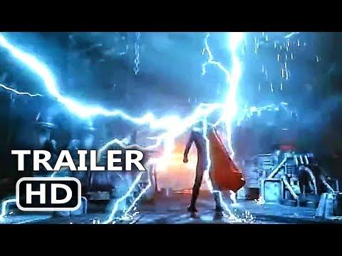 "AVENGERS INFINITY WAR ""Thor Lightning Strike"" Trailer NEW (2018) Superhero Movie HD"