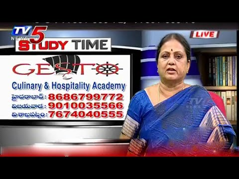 Hotel Management is the best career choice | Gesto Academy : TV5 News