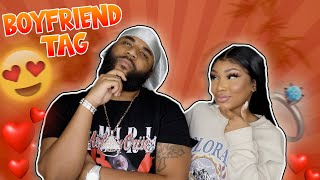 HOW WELL DOES MY BOYFRIEND KNOW ME! (HILARIOUS) | AALIYAHJAY by Ms Aaliyah Jay