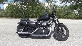 7. 2010 Harley Davidson XL883N Iron 883 for sale