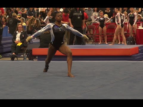 Gabby Wilson 2016 JO Nationals Floor