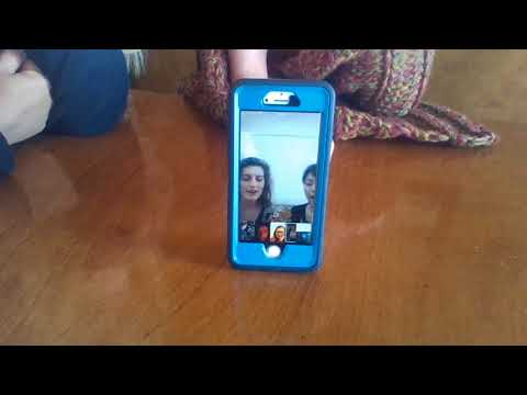 Video Chatting To Japan - Singing in Japanese Mothers Day (видео)