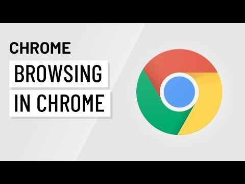 Browsing in Chrome
