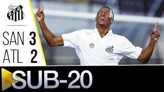 Os Meninos da Vila do Sub-20 confirmaram a força do Peixe jogando em seus domínios e derrotaram, por 3 a 2, a equipe do Atletico-MG! Confira o antes, o ...
