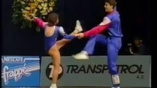 Finale A-Klasse - World Masters Bratislava 1995