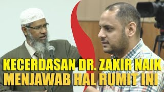 Video CERDAS! Pertanyaan RUMIT Mahasiswa Komputer Dijawab Dr. Zakir Naik MP3, 3GP, MP4, WEBM, AVI, FLV September 2018
