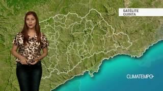 Previsão Grande São Paulo - Ar menos seco
