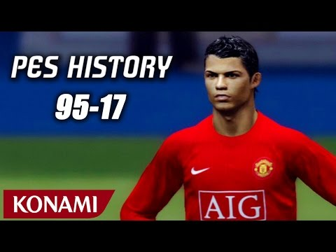 Pro Evolution Soccer History: 95-17 (Winning Eleven) PES