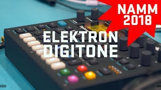 Download Lagu Elektron Digitone - NAMM 2018 Mp3