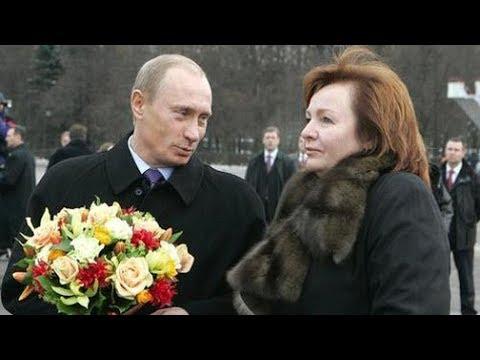 Людмила Путина назвала имя разбившее ее семью