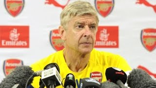 Wenger: I did not want Fàbregas
