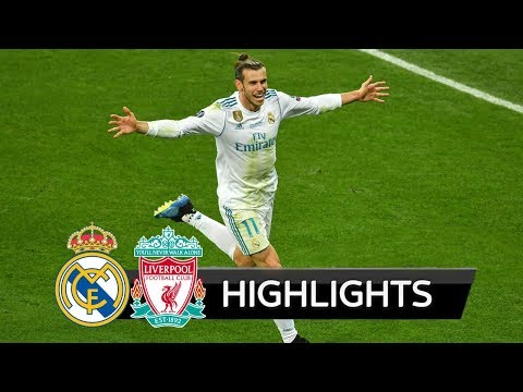 Real Madrid vs Liverpool 3-1 - All Goals & Highlights - Champions League Final 2018 (FAN VIEW)