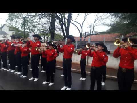 Festa do Peão (Vento Gelado), banda FACMOL em Barretos