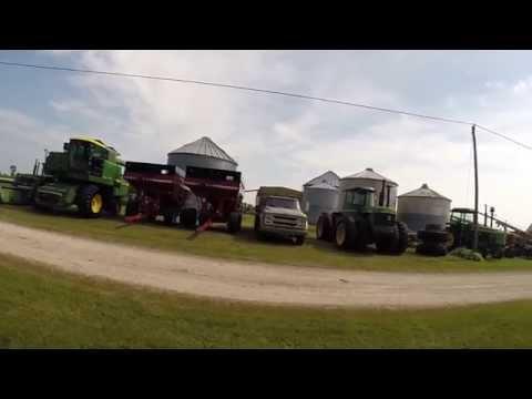 Iowa farm auction
