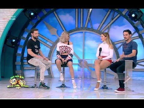 Ghiceşte vedeta cu Alina Eremia şi Dana Markitan, fosta concurentă de la X Factor_Legjobb videók: TV műsorok