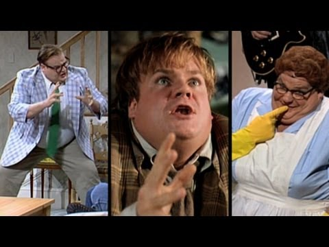 Remember The Irreplaceable Chris Farley With This Top 10 Montage