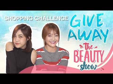 Shopping challenge – The beauty show