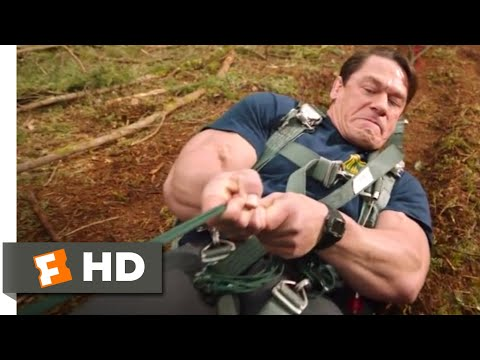 Playing With Fire (2019) - Cliffside Rescue Scene (10/10) | Movieclips