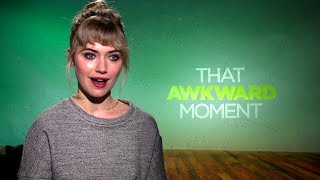 Nonton Imogen Poots Interview   That Awkward Moment  Hd  Joblo Com Exclusive Film Subtitle Indonesia Streaming Movie Download