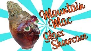 Mountain Mac Glass - (Artist Showcase) by Strain Central